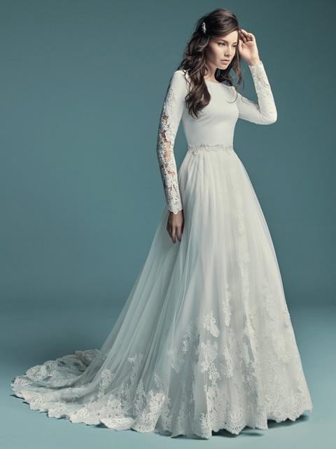 Maggie Sottero Bridal Olyssia | Bijou Bridal. Bridal shops in NJ, PA ...