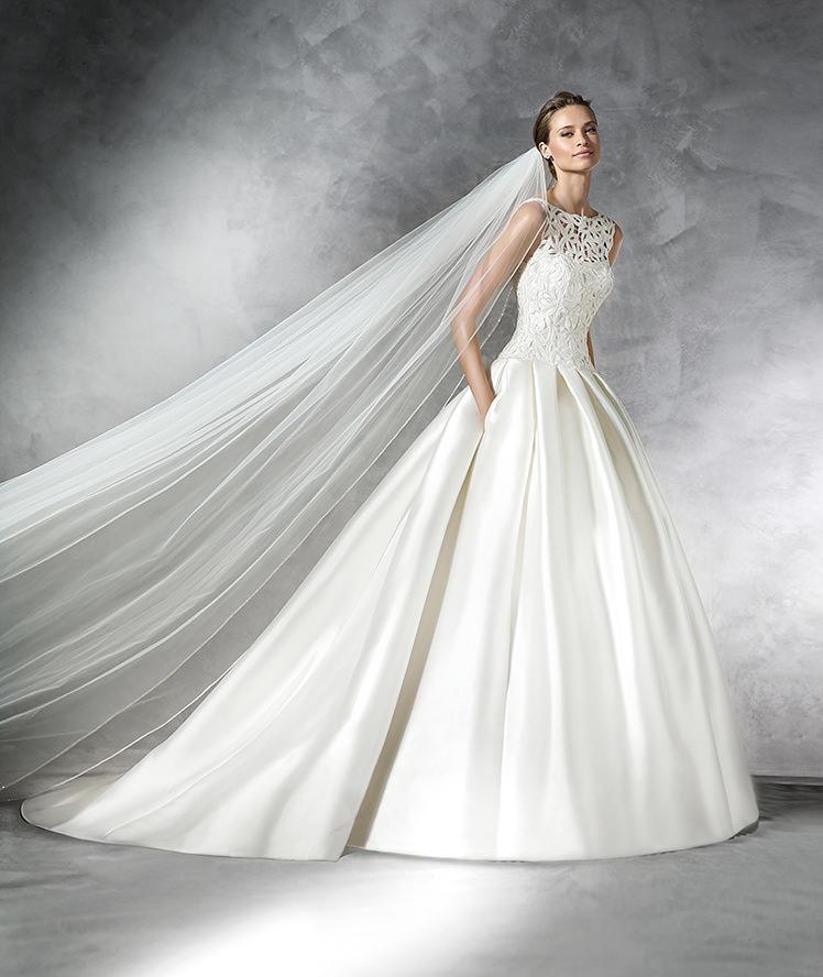 Pronovias Collection Bridal Pranette | Bijou Bridal. Bridal shops in ...
