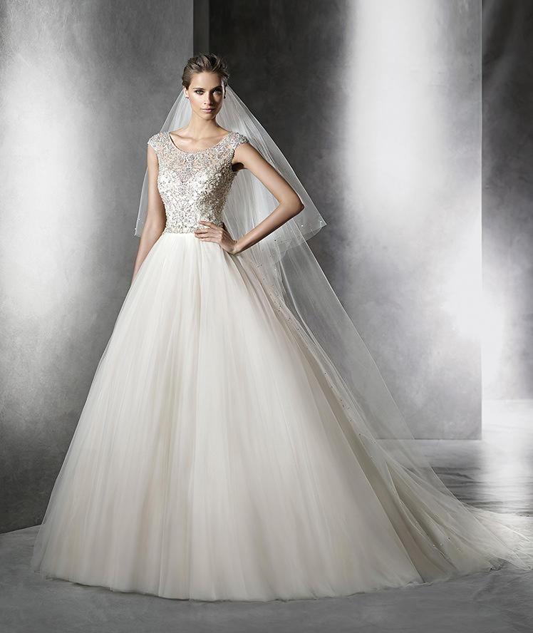 Pronovias Collection Bridal Prismal | Bijou Bridal. Bridal shops in ...