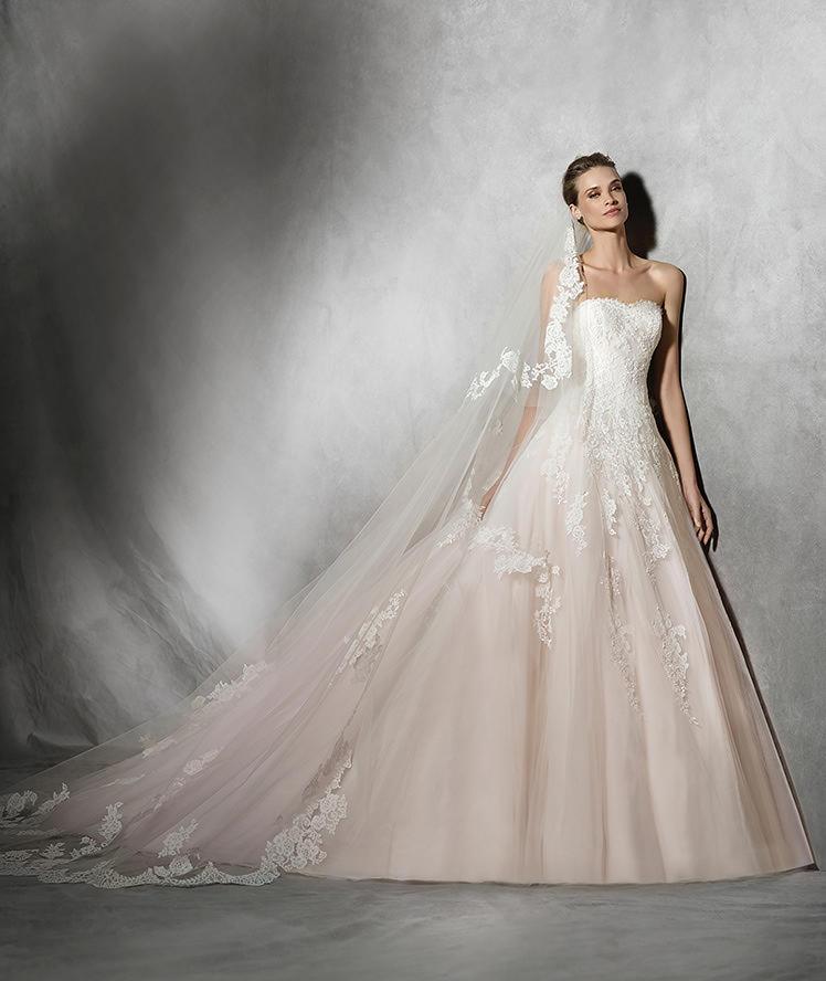 Ardmore Sheath Wedding Dress