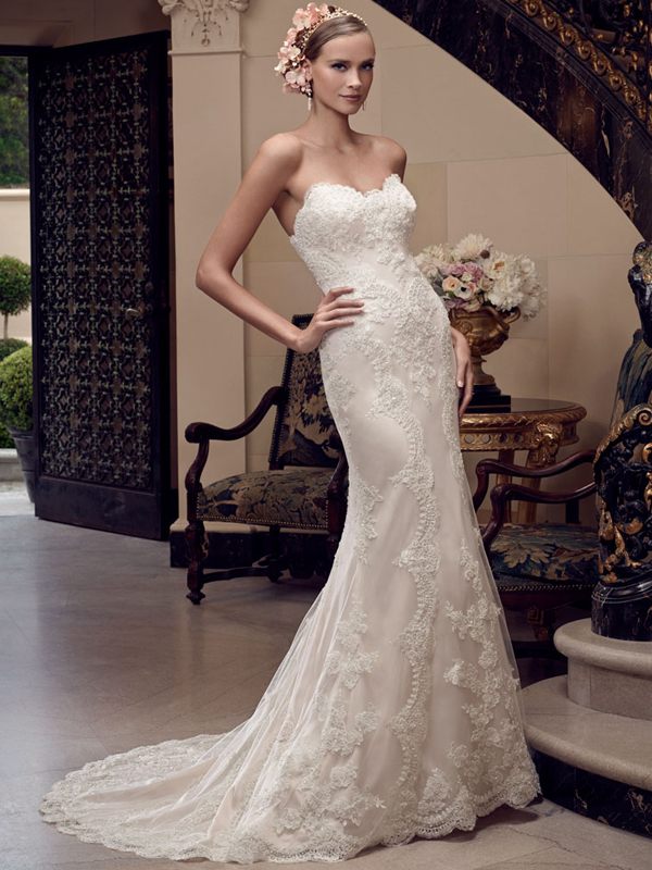 Casablanca Bridal | Bijou Bridal. Bridal shops in NJ, PA, FL, IL, and HI