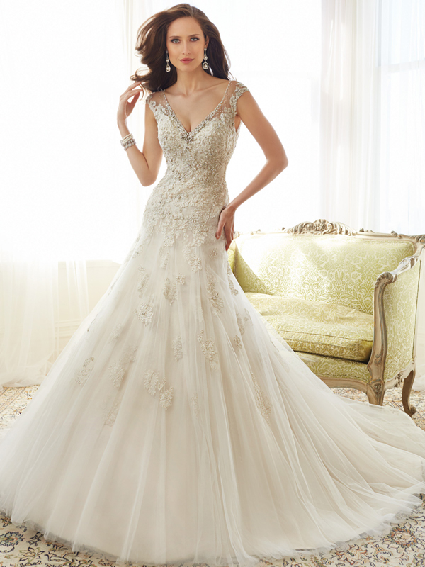 The Sophia Tolli Collection Provides An Array Of Gorgeous Show Stopping Bridal Gowns Also Created A Special Occasion For Spring 2009